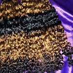15A Double Drawn 5-Tone Water Wave Virgin Hair