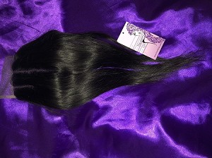 12A Straight Hair Lace Closure