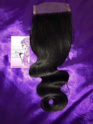 12A Body Wave Hair Lace Closure