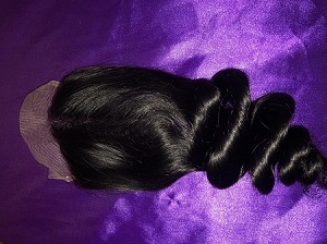 12A Loose Wave Hair Lace Closure