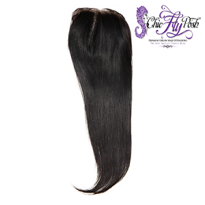 Raw Indian Silk Base Closure