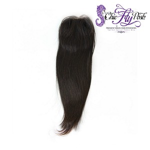 Raw Indian Lace Closure